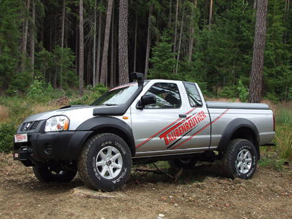 Taubenreuther-Nissan-Pick-Up