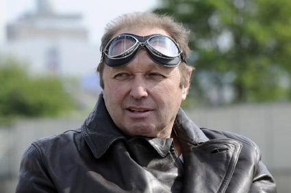 Jochen Mass bei der Mille Miglia 2011 - Foto: Auto-Medienportal.Net/Mercedes-Benz