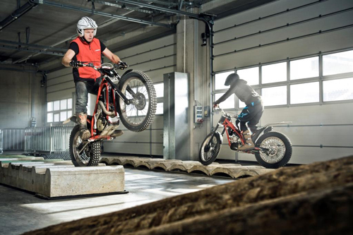 Indoor Trial RedBullRing
