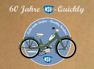 60 Jahre NSU Quickly