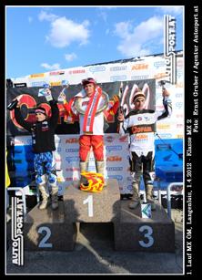 MX Langenlois - Neben sportlich herausragenden Leistungen setzt das renommierte Motocross auch wirtschaftlich ein lautes Statement