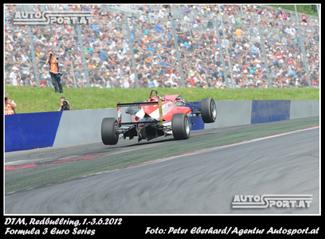 FIA F3 auch 2013 wieder am Redbull-Ring