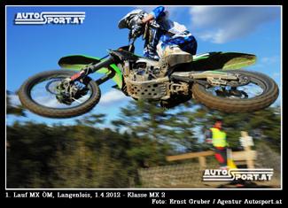 MX Saisonauftakt 2013 verschoben - hier ein Foto vom 1.4.2012 - Foto: Ernst Gruber/Agentur Autosport.at
