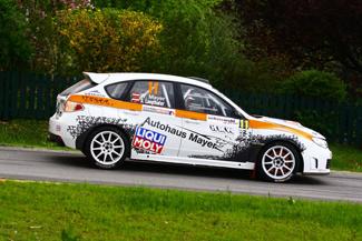 Mit P6 macht Walter Mayer einen Riesensprung in der Meisterschaft -  Foto: Hansjörg Matzer/Agentur Autosport.at