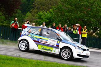 Das Wechselland steckte voller Überraschungen für Kris Rosenberger - Foto: Martin Butschell/Agentur Autosport.at