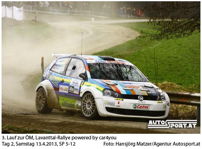 Kris Rosenberger strebt wieder einen Podiumsplatz an  - Foto: Hansjörg Matzer/Agentur Autosport.at