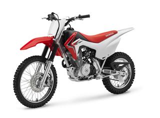 Honda CRF125F - Neues Offroad-Einsteigerbike