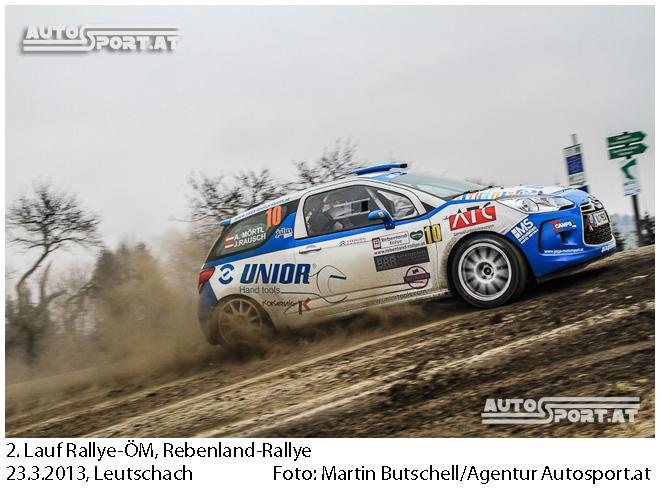 Achim Mörtl: Zurück zu alter Stärke ? - Foto: Martin Butschell/Agentur Autosport.at