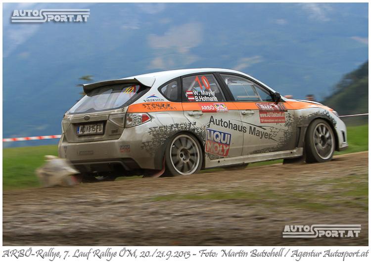 Last Minute Start für Walter Mayer geglückt - Foto: Martin Butschell/Agentur Autosport.at