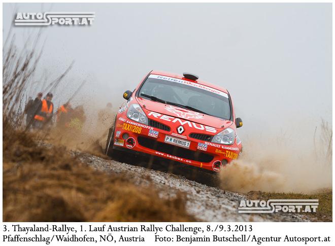 Chance auf den Vize-Titel der ARC für Michael Kogler -  Foto: Benjamin Butschell / Agentur Autosport.at