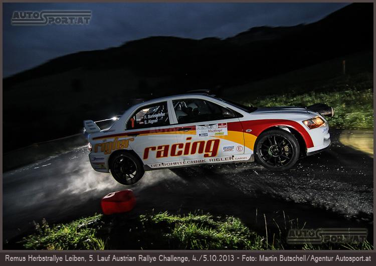 Franz Sonnleiter gewinnt wie im Vorjahr die Gesamtwertung und die Kategorie Allrad - Foto: Martin Butschell/Agentur Autosport.at
