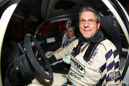 Dirk Riebensahm und Kendra Stockmar-Reidenbach können verletzungsbedingt am DRM-Saisonfinale nicht teilnehmen - Foto: Wallenwein Rallye Sport