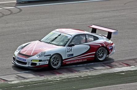 Felix Wimmer vor Showdown in Hockenheim - Foto: World of Motorsport