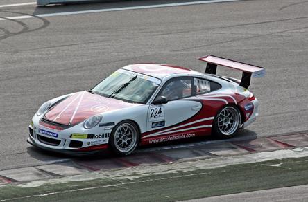 Felix Wimmer vor Showdown in Hockenheim - Foto: World of Motorsport