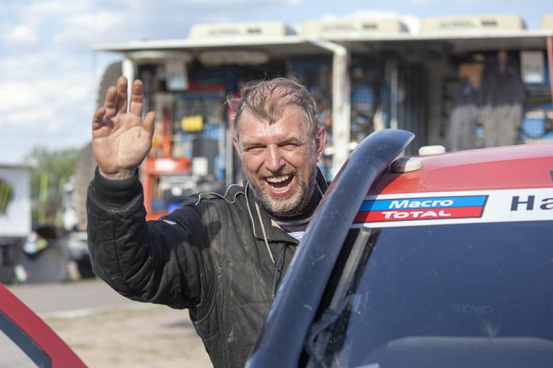 HS RallyeTeam - Dr. Thomas M. Schünemann - Foto: HS RallyeTeam