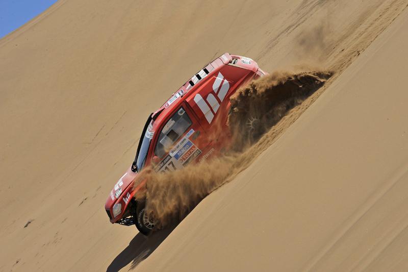 HS RallyeTeam startet im Oktober erstmals in Marokko - Foto: HS RallyeTeam
