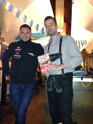 Kalmuck - Kulinarischer Treffpunkt während der Remus Herbstrallye 2013