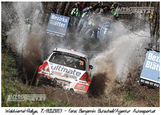 Den letzten Schritt in Richtung Staatsmeistertitel hat Michael Böhm in der Division II getan - Foto: Benjamin Butschell / Agentur Autosport.at