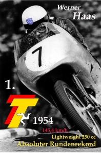 Sonderausstellung 60 Jahre Werner Haas - Der erste Weltmeister nach 1945 im gesamtdeutschen Sportbund