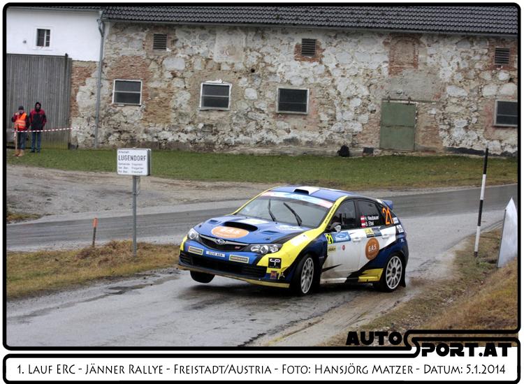 Top 10 für Hermann Neubauer - Foto: Marcin Snopkowski/agentur Autosport.az