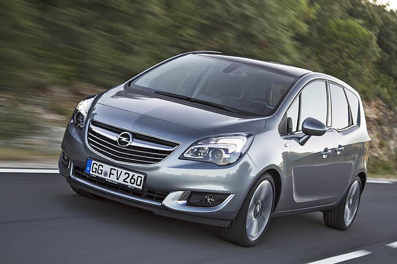 Opel Meriva 2014 - Foto: Opel