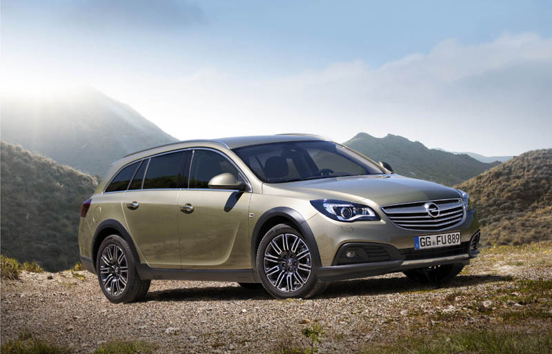 Opel Insignia Country Tourer - Foto: Opel