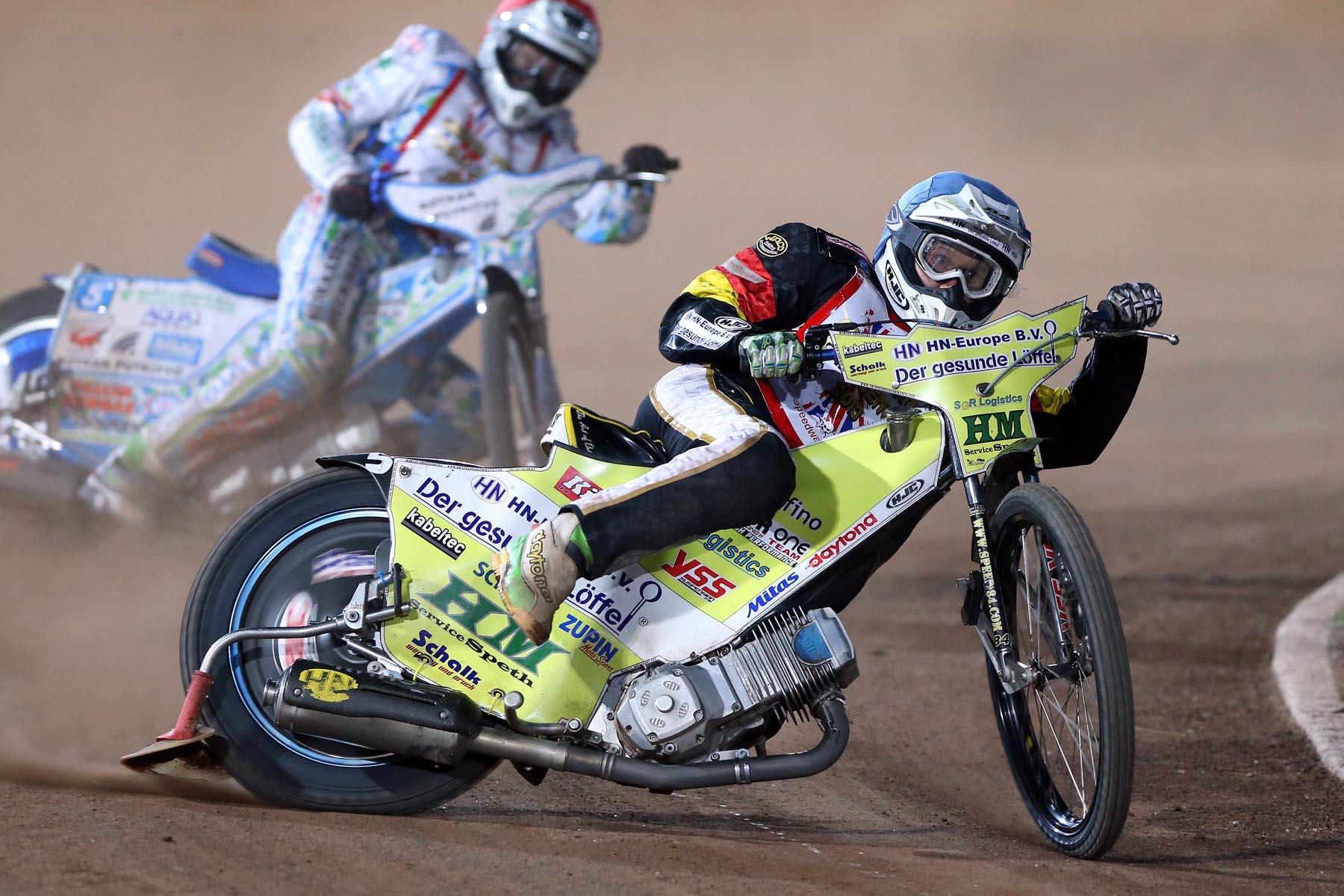 Martin Smolinski bereitet sich derzeit akribisch auf seinen ersten GP - Foto: Speed Performance