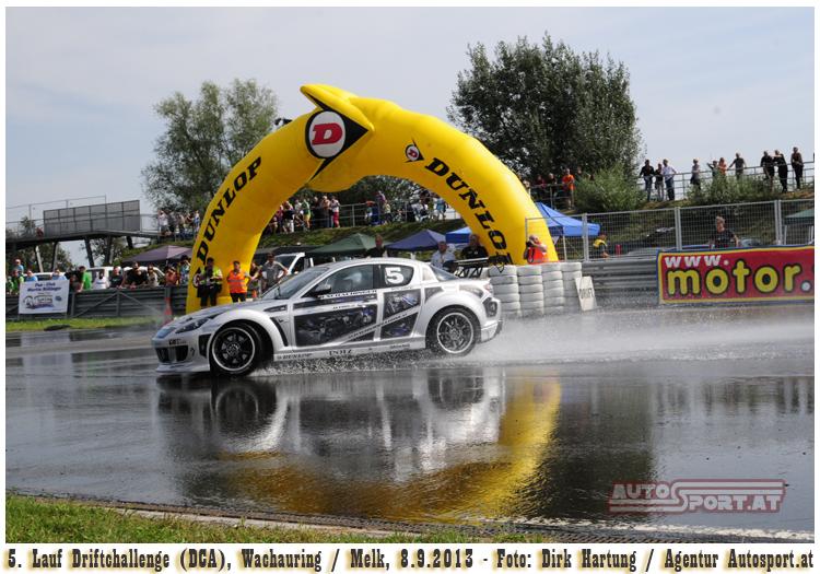 Dunlop unterstützt auch 2014 die Driftstaatsmeisterschaft - Foto: Dirk Hartung/Agentur Autosport.at