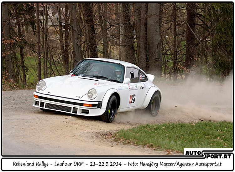 Kris Rosenberger gewinnt seine erste Heimrallye als Steirer - Foto: Hansjörg Matzer/Agentur Autosport.at
