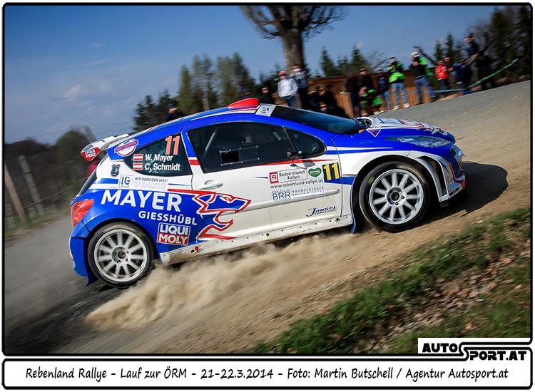 Walter Mayer nimmt 14 Meisterschaftspunkte und viele Erfahrungen aus dem Rebenland mit - Foto: Martin Butschell/Agentur Autosport.at
