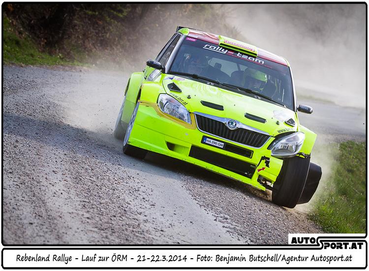 Chris Brugger: Talentprobe erneut bestanden, aber ausgefallen - Foto: Benjamin Butschell / Agentur Autosport.at