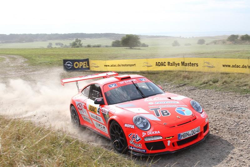 Seinen Porsche 911 GT3 startet Olaf Dobberkau bei den Wikingern - Foto: RB Hahn