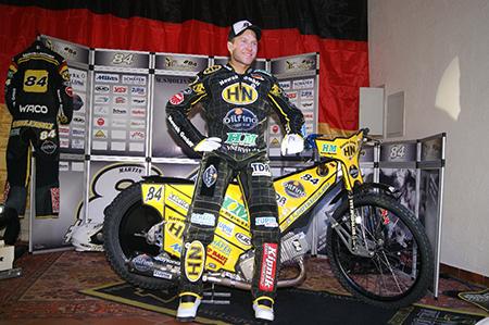 Smolinski präsentiert und testet Grand Prix Bikes - Foto: Manuel Wüst
