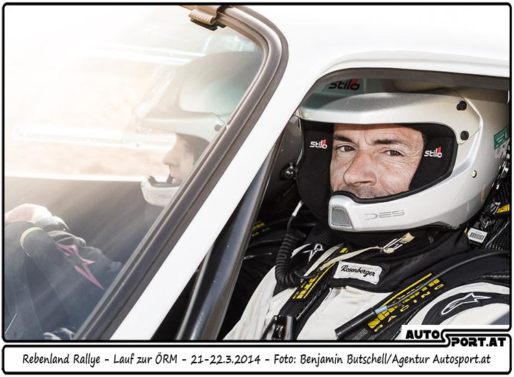 Klassensieg und möglichst weit vorne im Gesamtklassement: Kris Rosenberger kann sich den 45er selber verschönern – Dritter im Phoenix-Audi mit Stippler und Fässler - Foto: Dirk Fuchs/Agentur Autosport.at
