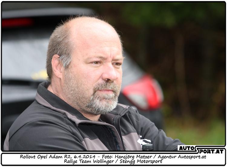 Willi Stengg - Foto: Hansjörg Matzer - Agentur Autosport.at