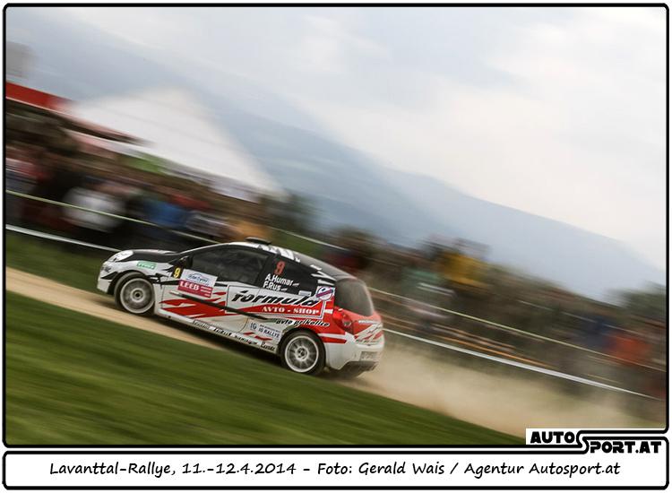 Aleks Humar gewinnt die Div. II  - Foto: Gerald Wais/Agentur Autosport.at