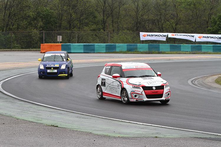 Niedertscheider noch vor Egger-Richter - Foto: Zellhofer Motorsport
