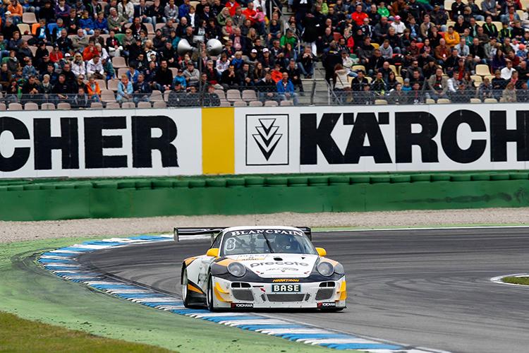 Norbert Siedler kehrt mit TONINO Herberth Motorsport in das ADAC GT Masters zurück - Foto: Norbert Siedler