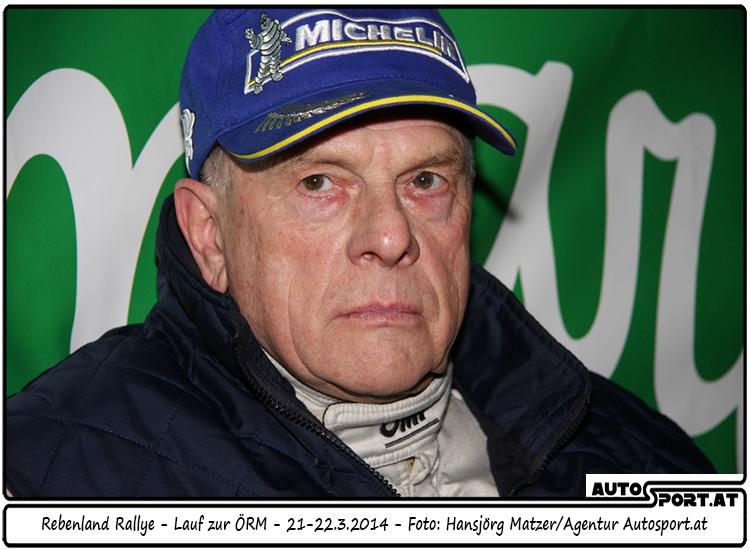Fehlende Ersatzteile verhindern Start von Walter Mayer im Wechselland - Foto: Hansjörg Matzer/Agentur Autosport.at