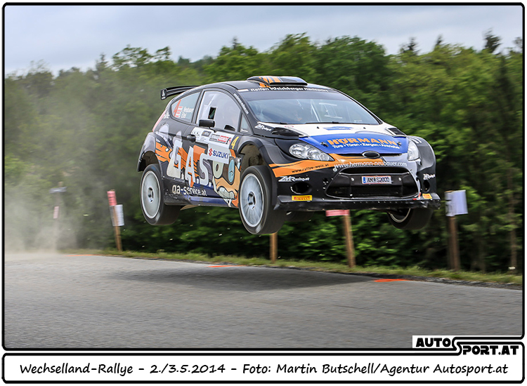 """Quasi als """"Trostpflaster"""" erhielt Neubauer den erstmals vergebenen """"IG Rallye Pokal"""", den die Interessensgemeinschaft der ORM-Veranstalter für besondere Leistungen vergibt - Foto: Martin Butschell/Agentur Autosport.at"""