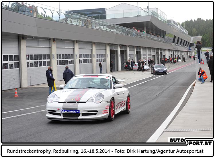 Boxengasse am Redbullring wurde verlängert - Foto: Dirk Hartung/Agentur Autosport.at