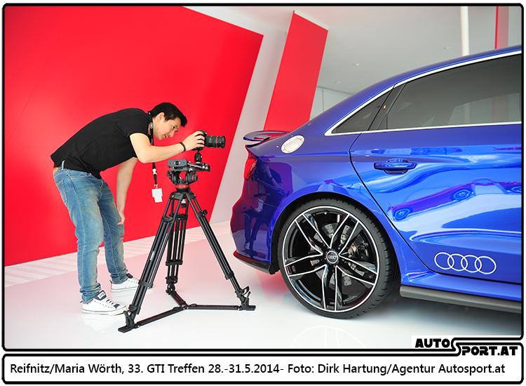 Audi beim 33. GTI-Treffen - Foto: Dirk Hartung/Agentur Autosport.at