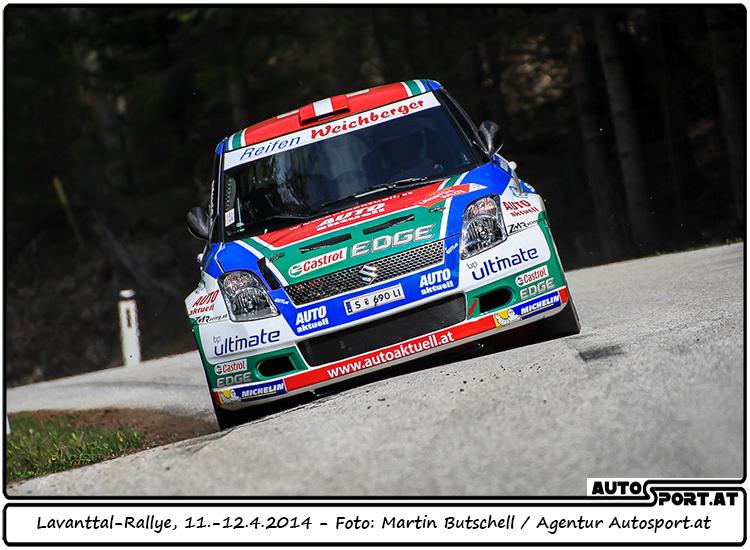 Happy Birthday Michi Böhm - Foto: Martin Butschell/Agentur Autosport.at