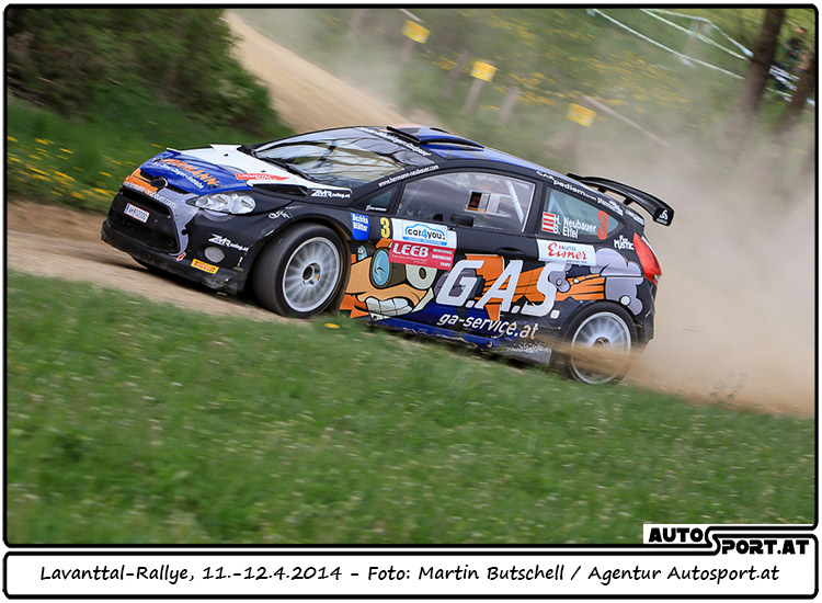 Kein Start für HErmann NEubauer bei der Schneebergland-Rallye 2014 - Foto: Martin Butschell/Agentur Autosport.at
