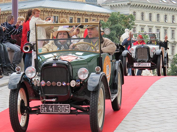 Vienna Classic Days 2014 - Foto: Vienna Classic Days