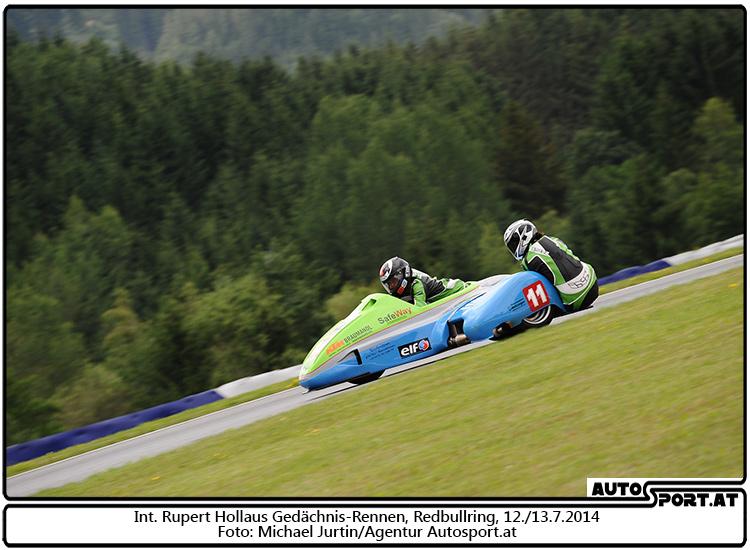 Kimeswenger/Billich – Spannende Rennen und Dritte der F1-Gesamtwertung - Michael Jurtin / Agentur Autosport.at