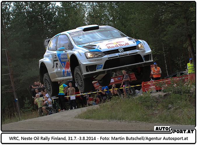 Fliegt VW zum ersten Heimsieg eines deutschen Herstellers ? - Foto: Martin Butschell / Agentur Autosport.at