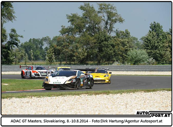 Gottfried Grasser: Punkte sammeln und Fehler vermeiden auf dem Slovakiaring - Foto: Dirk Hartung/Agentur Autosport.at