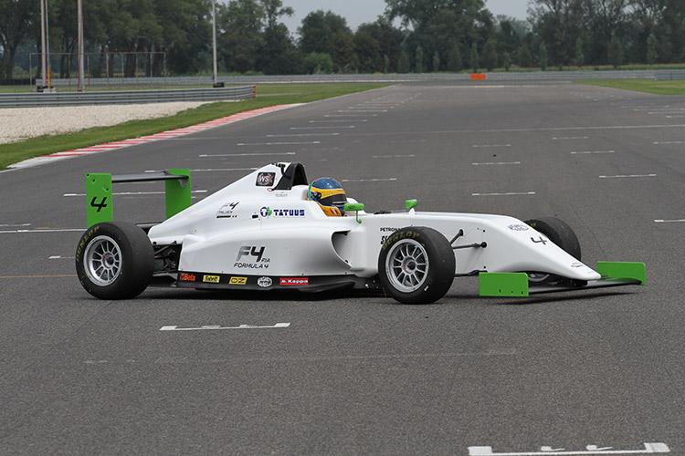 Tatuus stattet ADAC Formel 4 mit Chassis aus - Foto: ADAC Motorsport