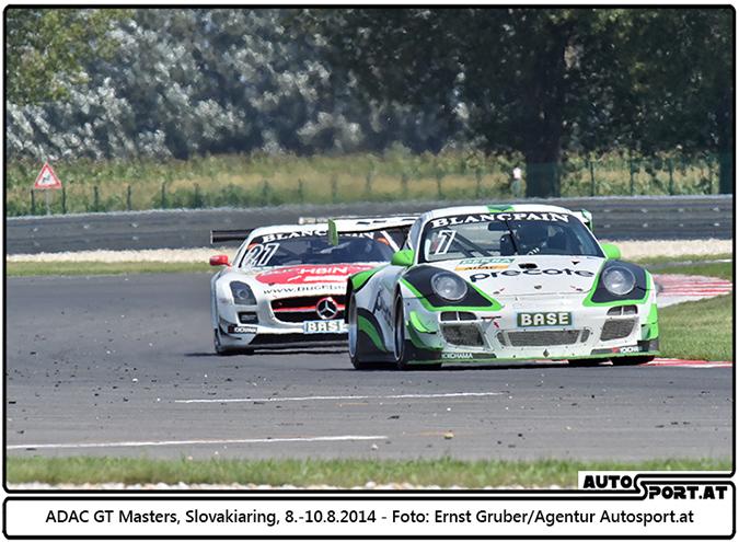 Der Gentlemen-Champion des ADAC GT Masters: Herbert Handlos - Foto: Ernst Gruber/Agentur Autosport.at